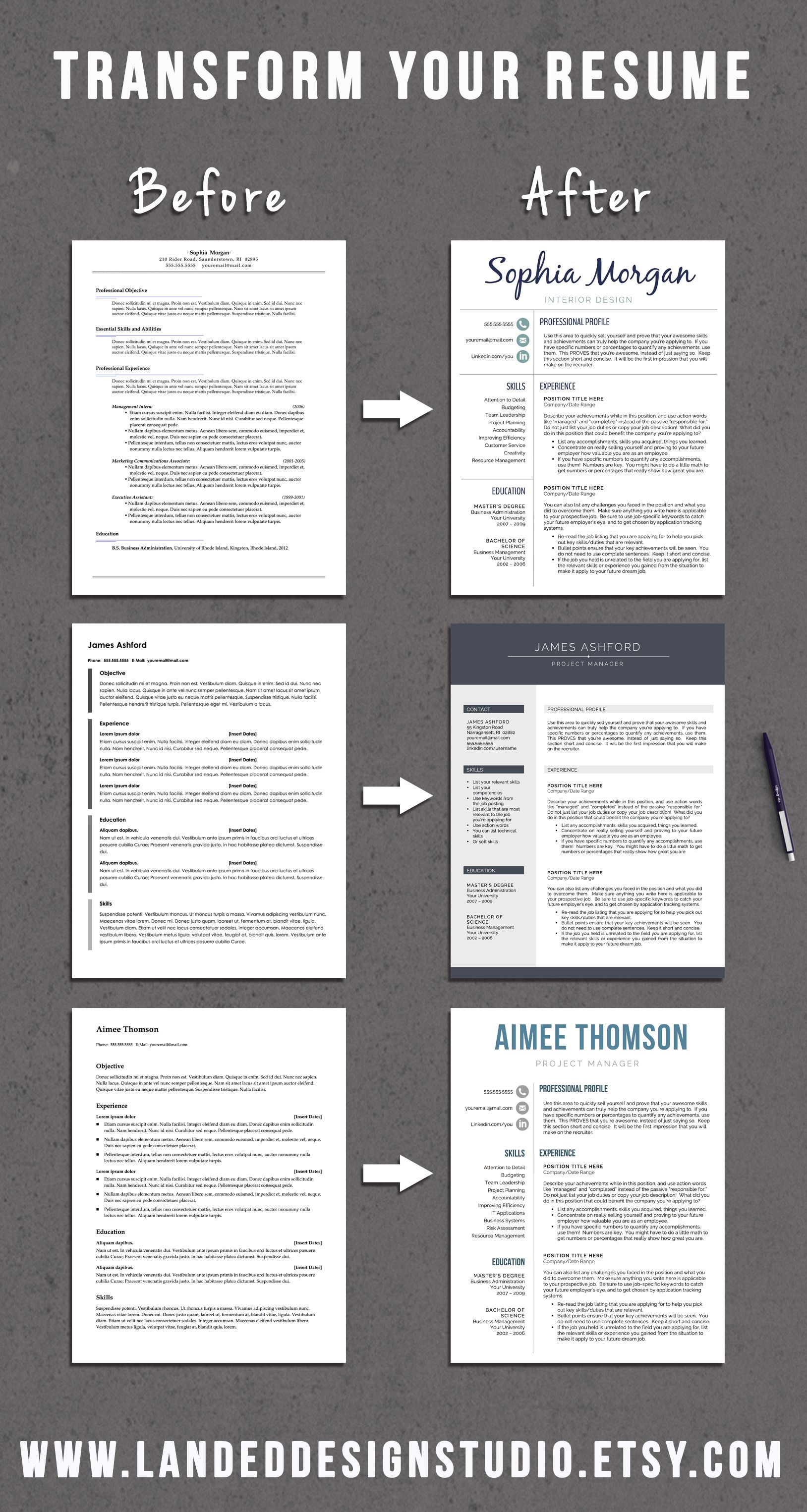 make your resume awesome for 2019 get resume advice get career tips get a new resume design