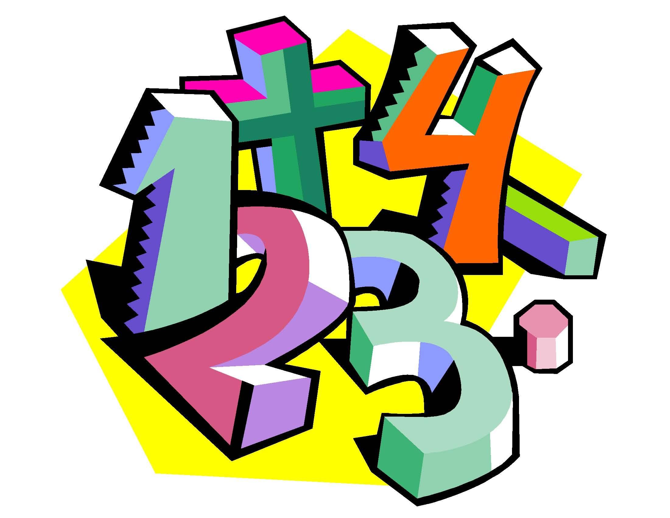 Elementary School Clip Art | Clip art for math ...