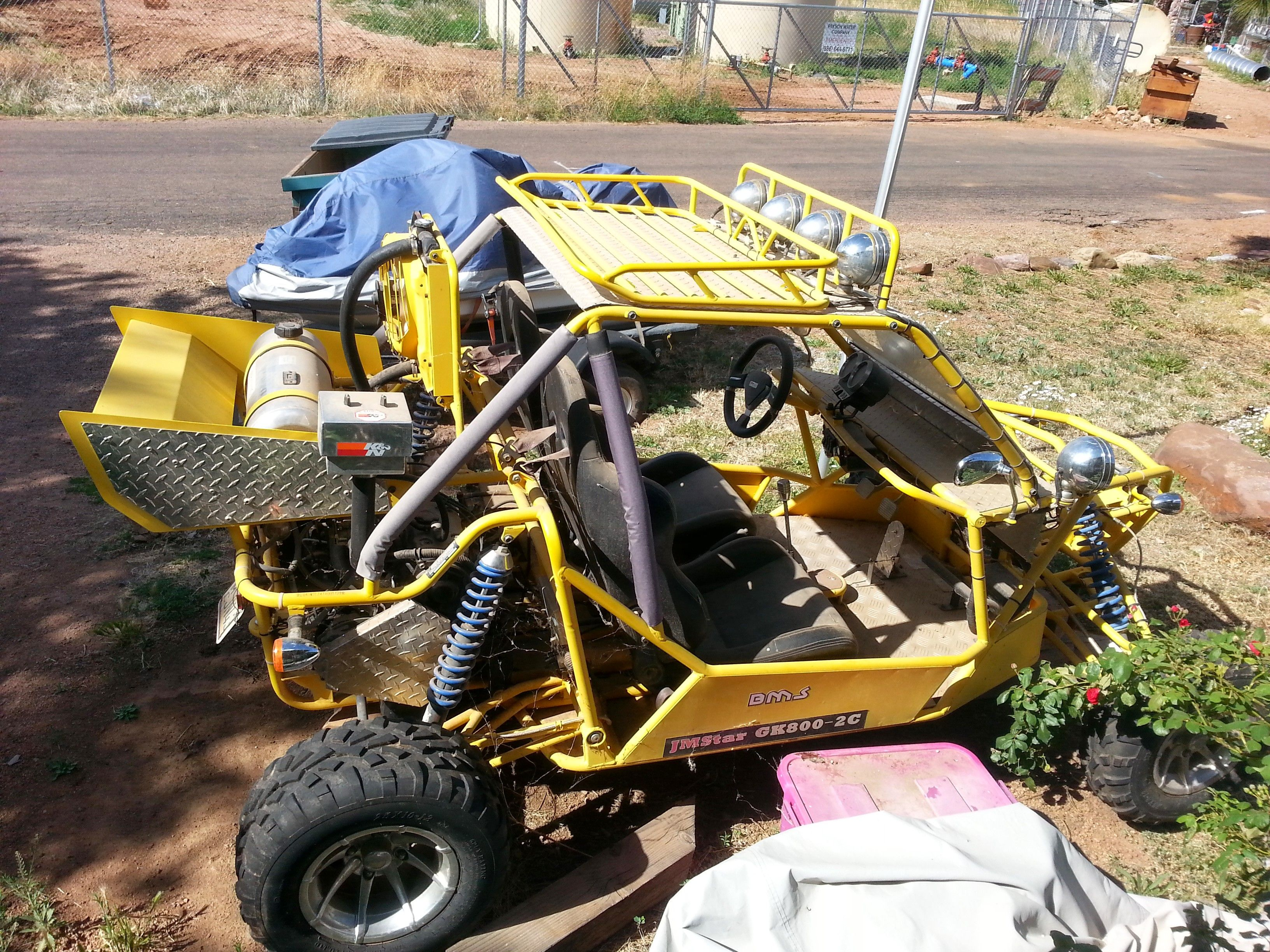Dune Buggy Getting ready for summer..