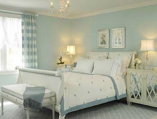 camera da letto azzurra | camera da letto | Pinterest | Bedrooms and ...