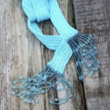 Long Scarf Knitted Scarf Summer Scarf Women Accessories Scarf