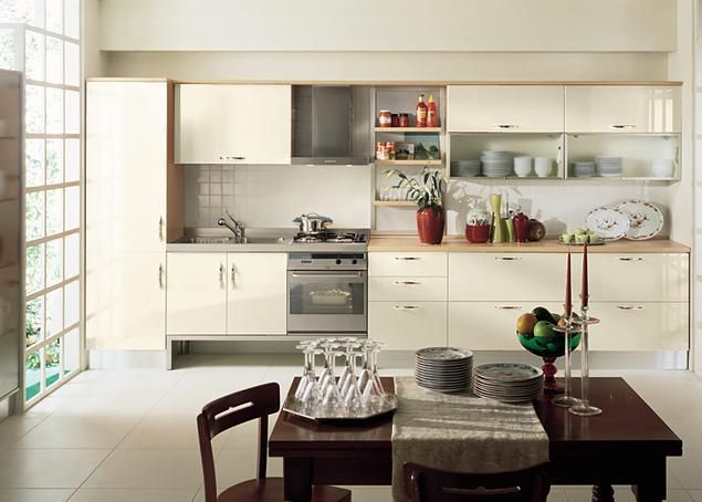 Most Popular Kitchen Layout And Floor Plan Ideas  Kitchens Magnificent One Wall Kitchen Designs Photos Inspiration