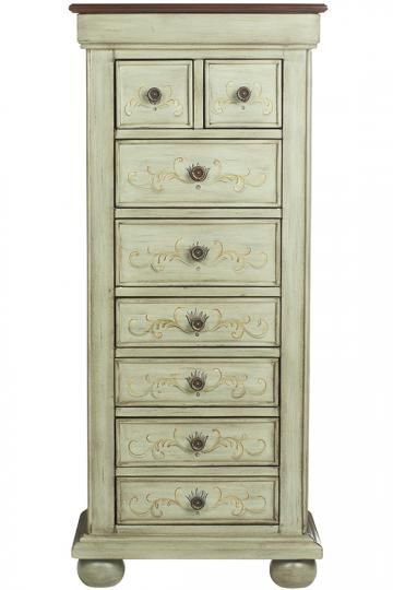 Charlotte Jewelry Armoire Jewelry Cabinet Jewelry Armoires