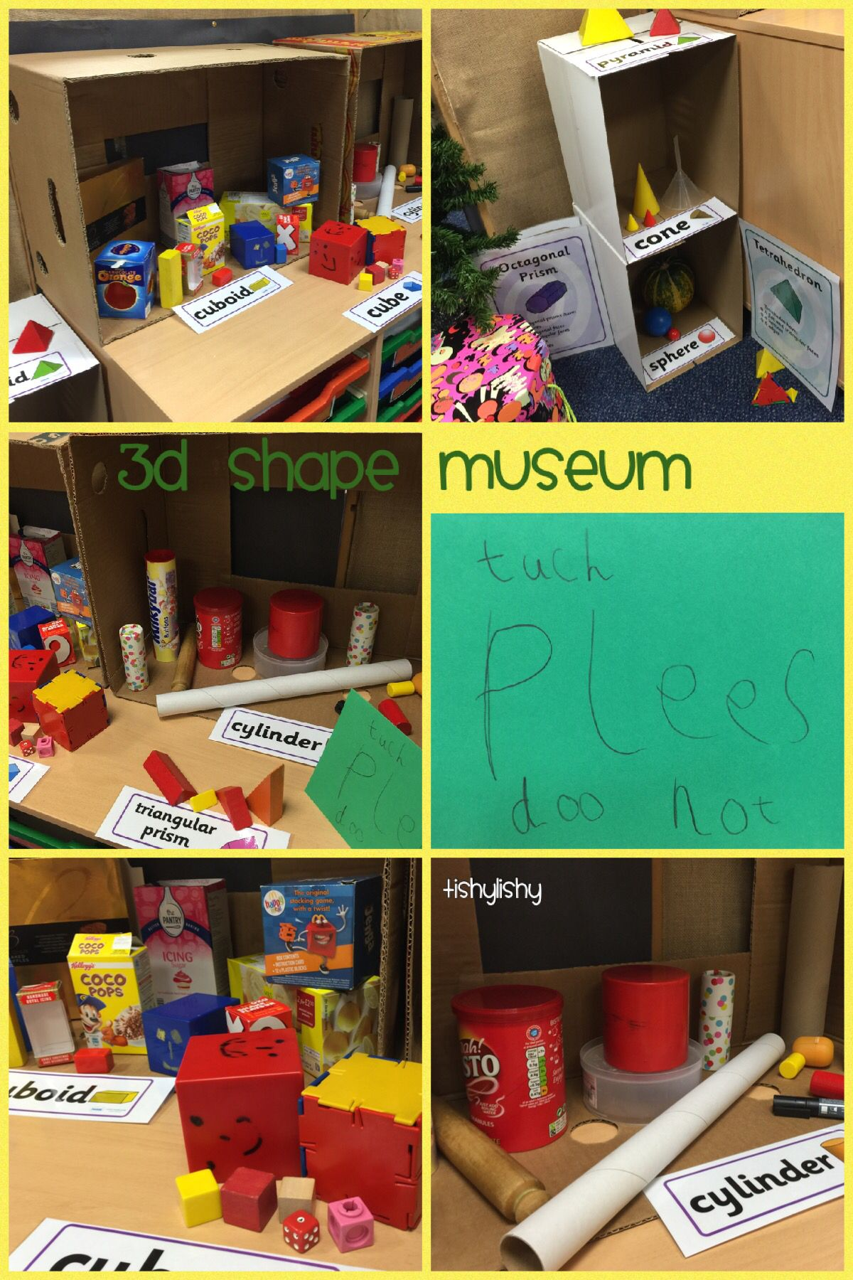 Our 3d Shape Museum