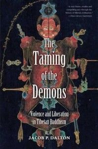 "Published in June 2011 by Yale University Press, ""The Taming of the Demons: Violence and Liberation in Tibetan Buddhism"" by Jacob P. Dalton examines mythic and ritual themes of violence, demon taming, and blood sacrifice in Tibetan Buddhism.  Buy the book on Amazon here: http://amzn.to/12CvIks"