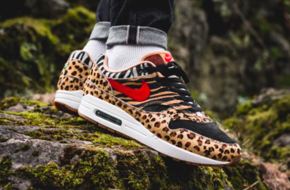 new product 09cbd d2065 atmos x Nike Air Max 1 Animal Pack 2.0 Dropping Next Weekend