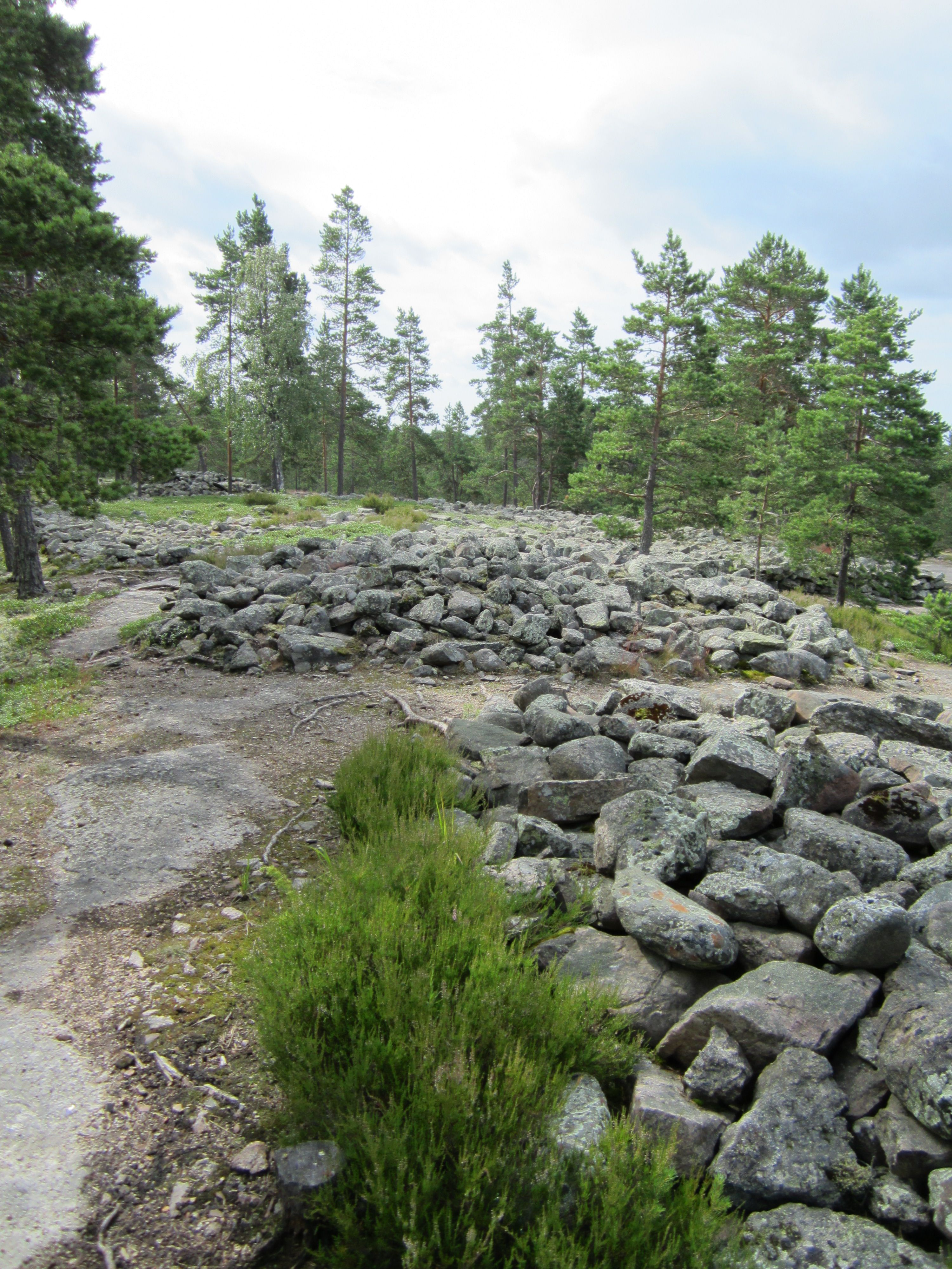 Sammallahdenmäki paikassa Rauma