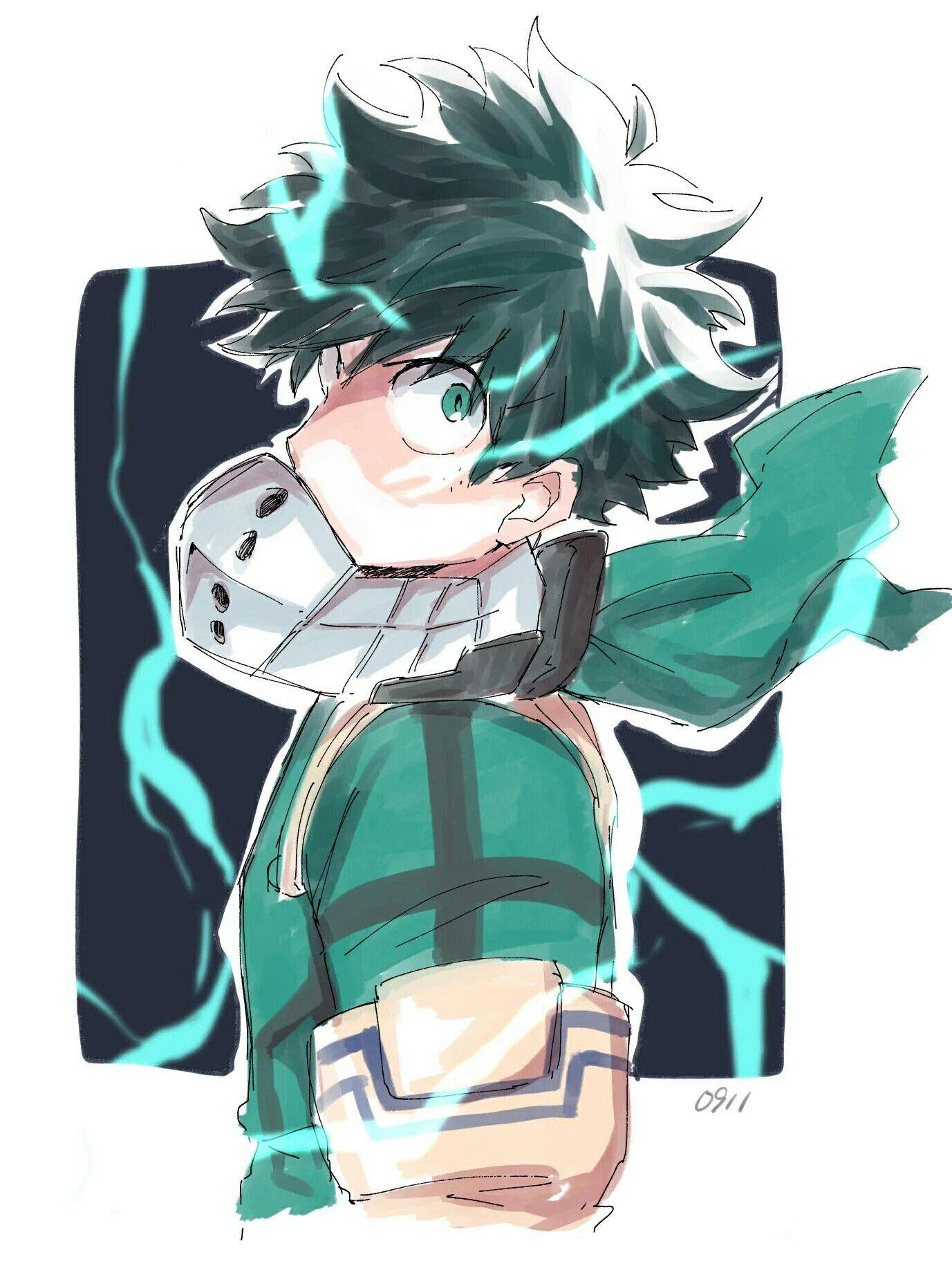 Midoriya Izuku Boku No Hero Academia My Hero My Hero Academia Hero