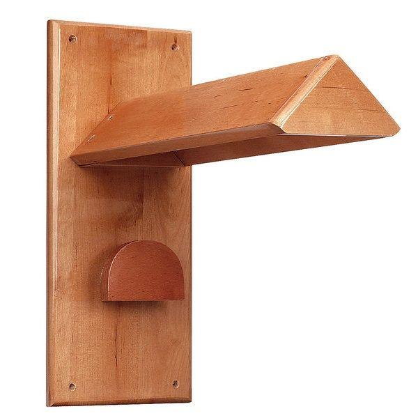Wooden Saddle Rack With Bridle Bracket 163 33 50 Crafts