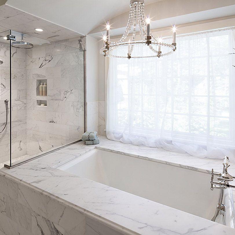 Undermount Tub | Renovation | Pinterest | Tubs, Bath and Bath remodel