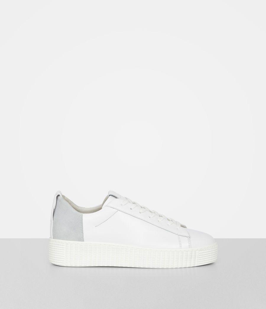 Womens Cherry Sneaker (white) - Image 1