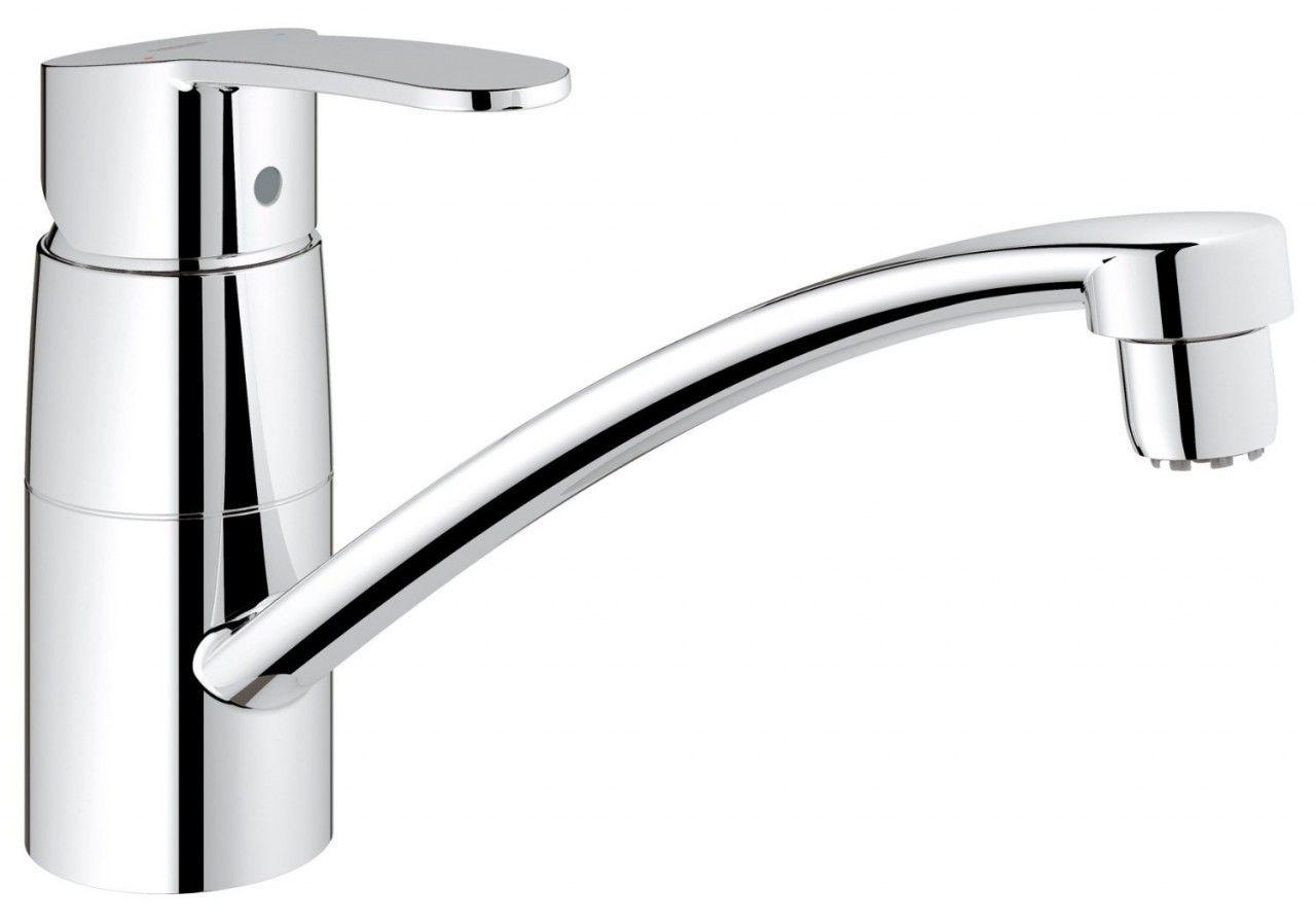 GROHE Eurosmart Cosmopolitan Sink mixer, chrome, 31179000 ...