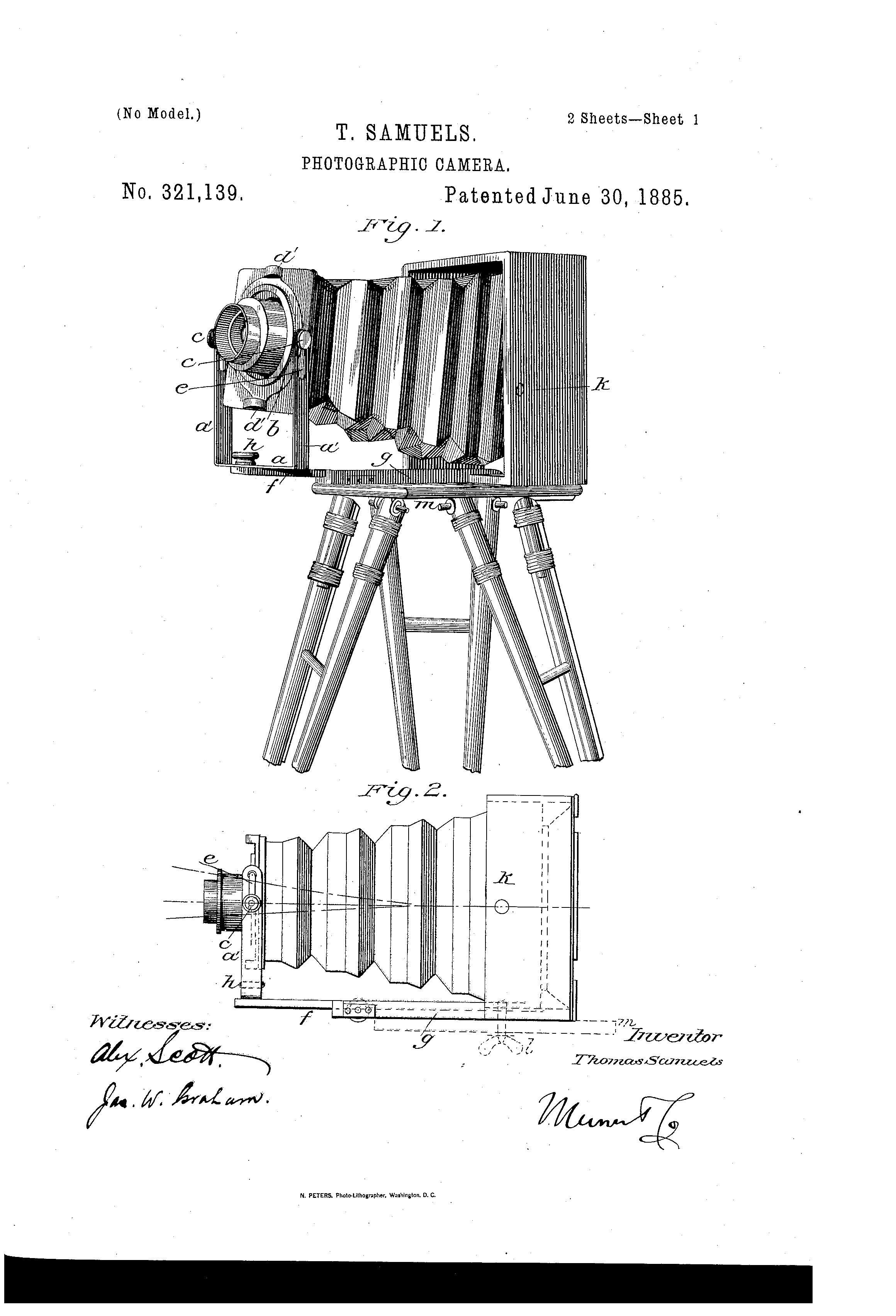 Patent US321139 Monken Google Patents | Patent art