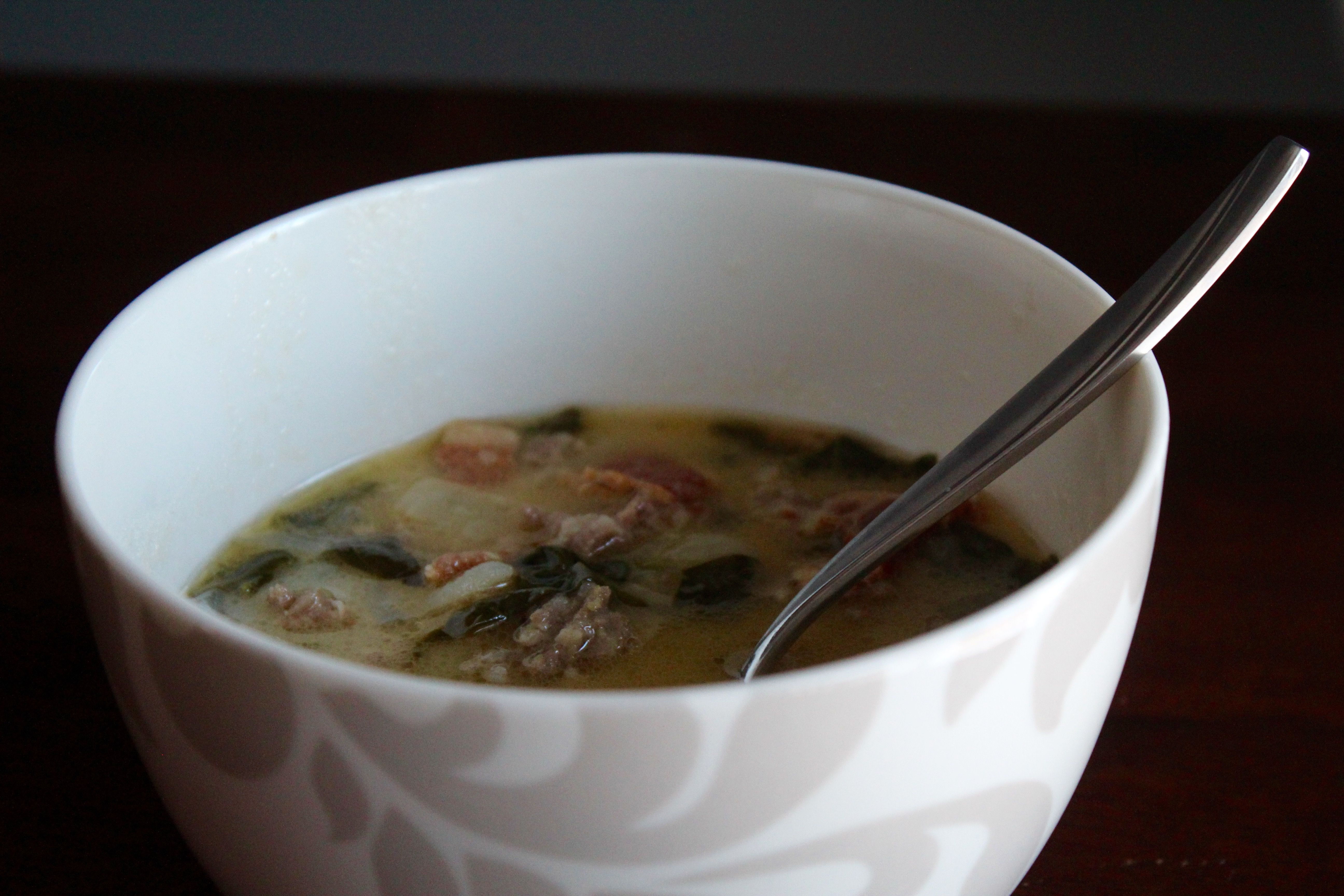 Paleo zuppa toscana soup real food dinner recipes pinterest dairy forumfinder Image collections
