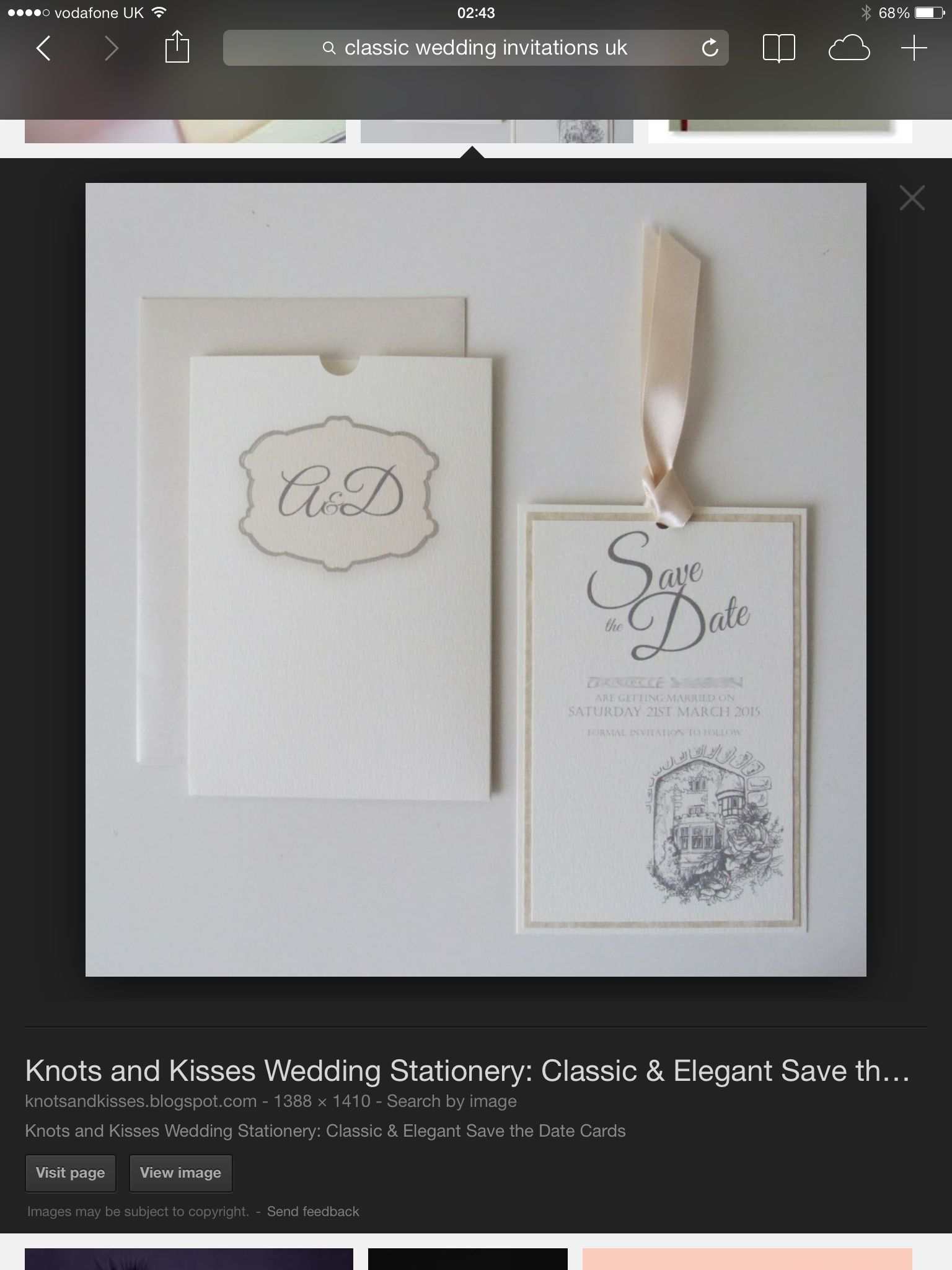 save the date wedding stationery pinterest