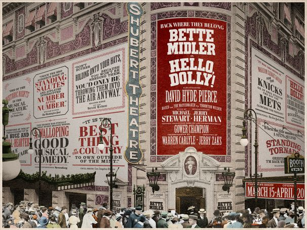 Put on Your Sunday Clothes! Tickets Now Available for Hello, Dolly!, Starring Bette Midler