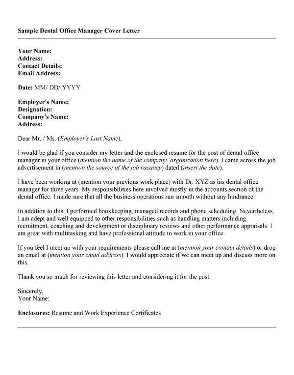 Cover Letter For Paraeducator Examplecareer Resume Template Career Resume Templa Cover Letter For Resume Office Manager Resume Office Manager Job Description