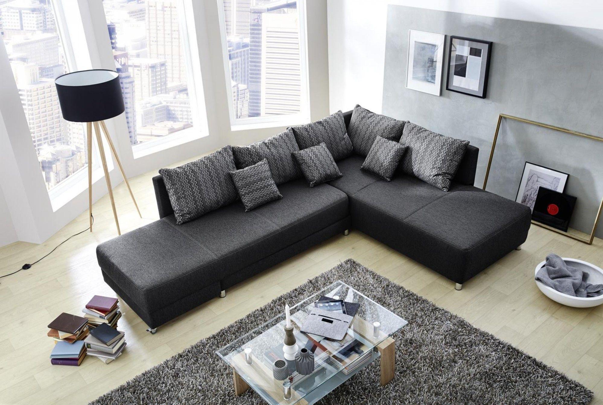 Funktionsecke Inzell Schwarz Online Bei Poco Kaufen Ecksofas Sofa Billig Gunstige Sofas