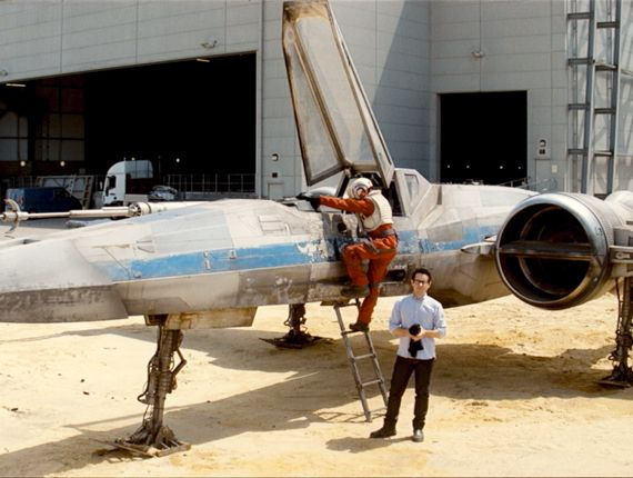 Stars Wars and UNICEF are offering fans the chance to win a trip to the set of Star Wars: Episode VII and star in a scene from the movie.