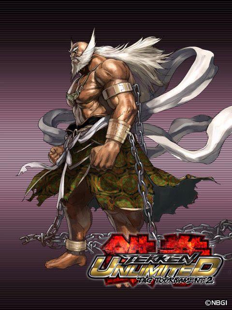 Jinpachi Mishima Tekken Tag Tournament 2 Jogos De Luta