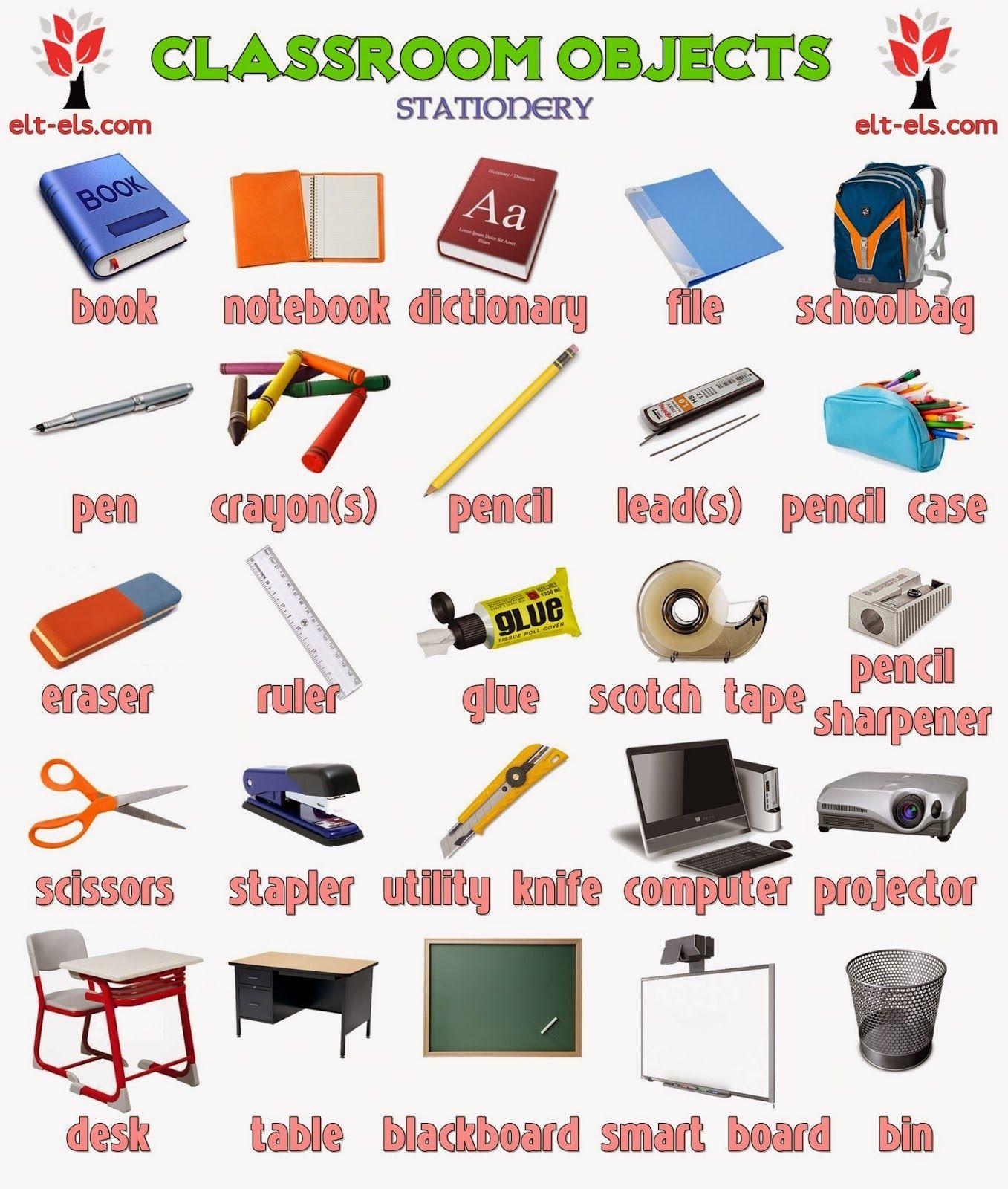 Pin En English Tools