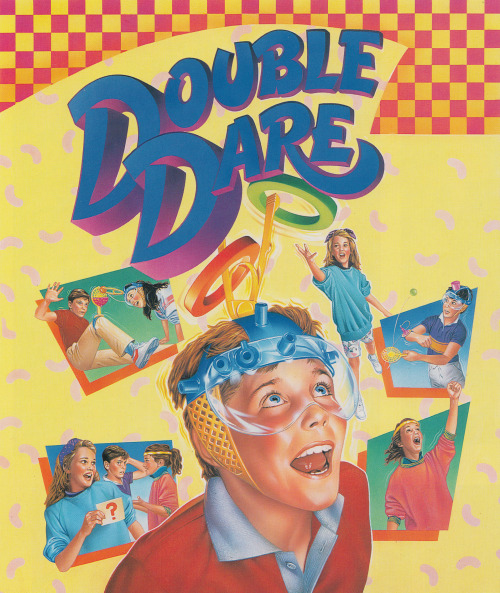 80 S Blog Graphics Game Double Dare Games Comic Book Cover