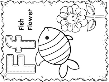 Letter F Craft And Color Sheet F Is For Frog By Jannysue Tpt Letter F Craft Letter A Crafts Alphabet Coloring Pages
