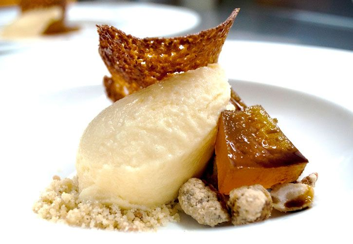 Edible Wood – A Modern Delicacy with a Rustic Flair -   16 rustic desserts Plating ideas