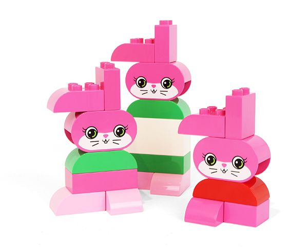 The Bunnies Are Out Let Your Lego Duplo Fan Help Catch Them Or
