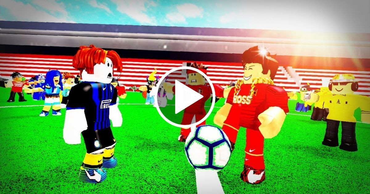 Roblox Bully Story Soccer Champions Football Animation Gamer Soccer Roblox Soccer Tournament