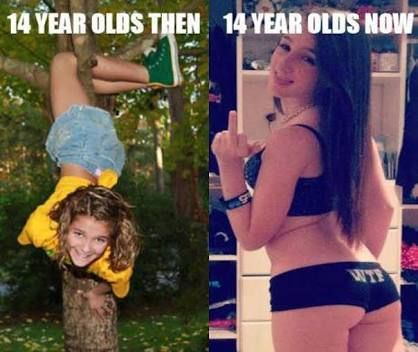 90s Vs Now Then Vs Now 14 Year Old Meme Pictures