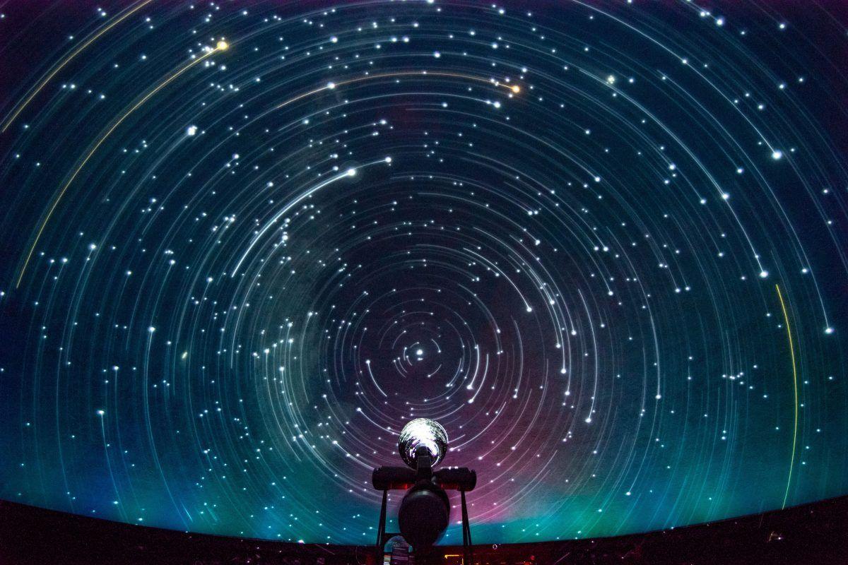 Henry B Dupont Iii Planetarium Discovery Museum Planetarium Discovery Museum The Sky Tonight
