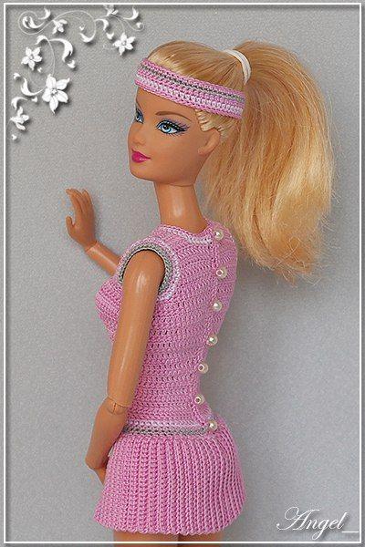 Olga Morozova | VK | barbie | Pinterest | Puppenkleider, Puppen und ...