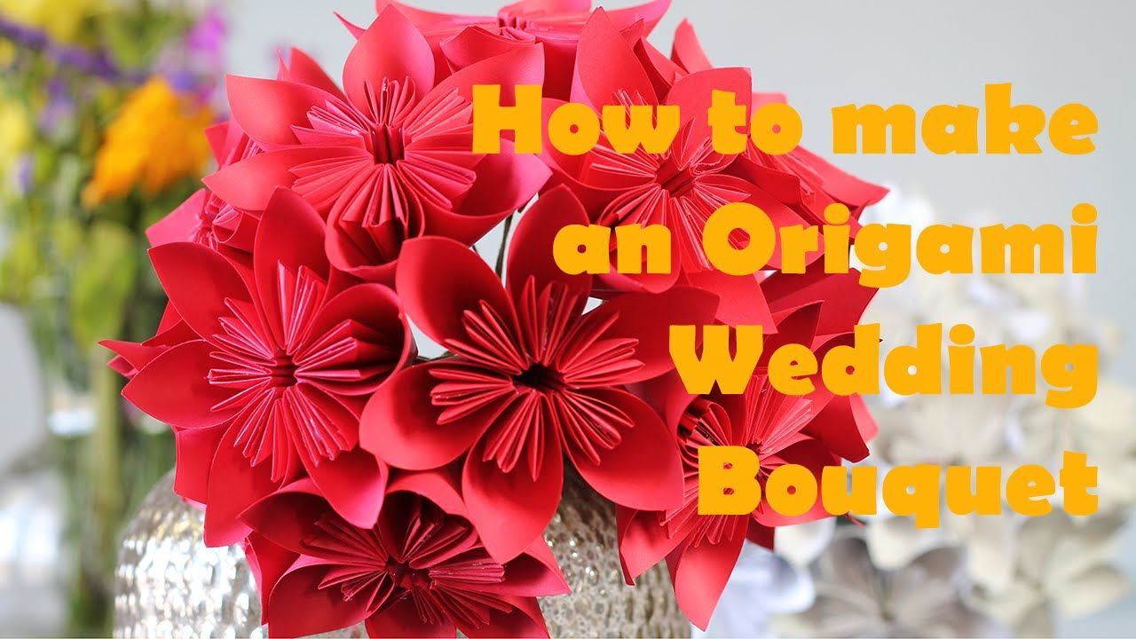 How to make an origami flower bouquet super helpful video an how to make an origami flower bouquet super helpful video izmirmasajfo Choice Image