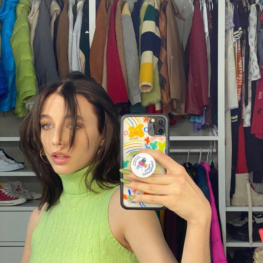 1 2m Likes 13 3k Comments Emma Chamberlain Emmachamberlain On Instagram Idk Who This Is In 2021 Emma Chamberlain Aesthetic Hair Hair