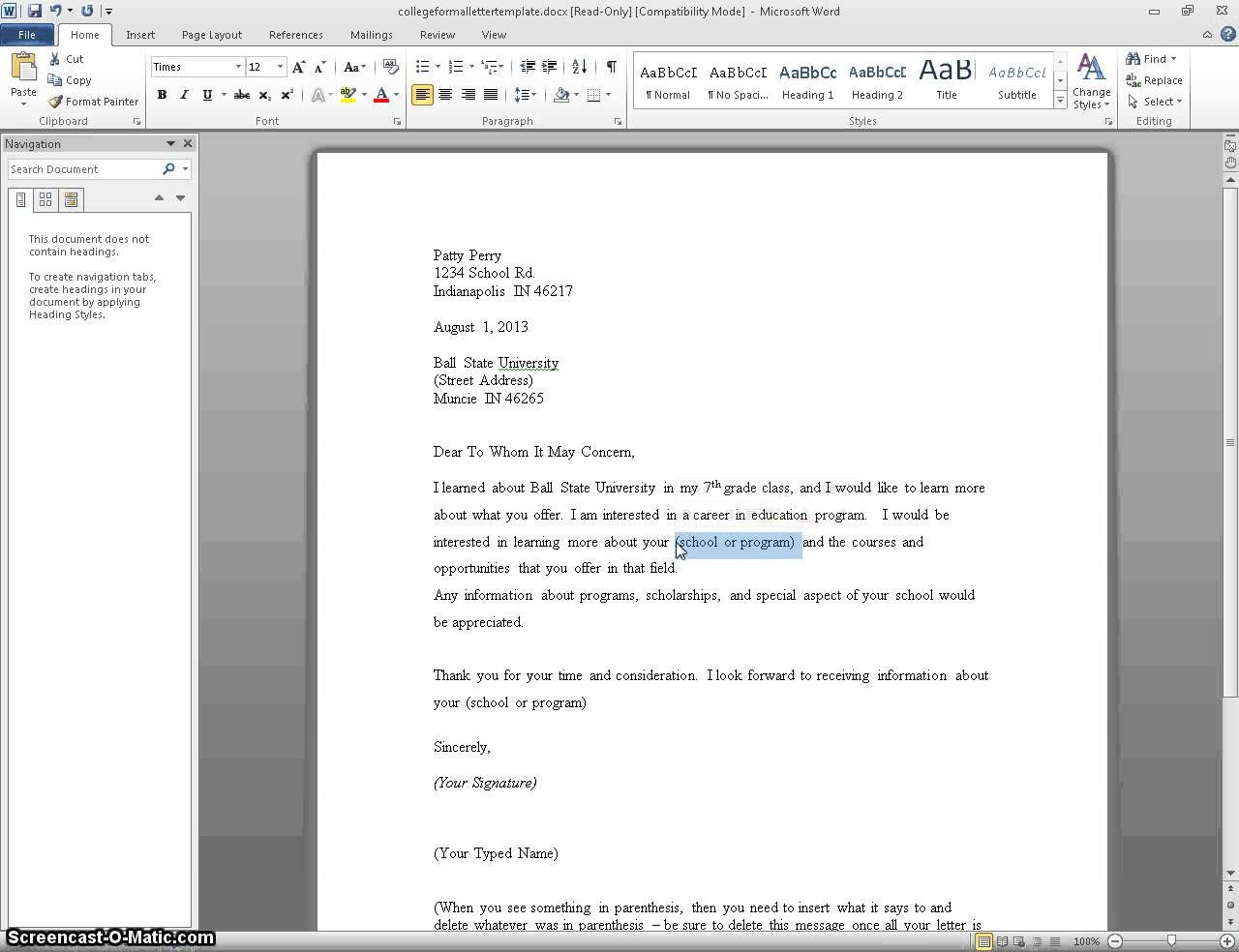 50 how to write a letter of interest for a job fc6m