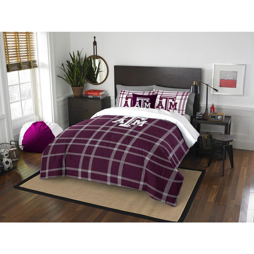 Northwest COL 836 Texas A&M Comforter Set