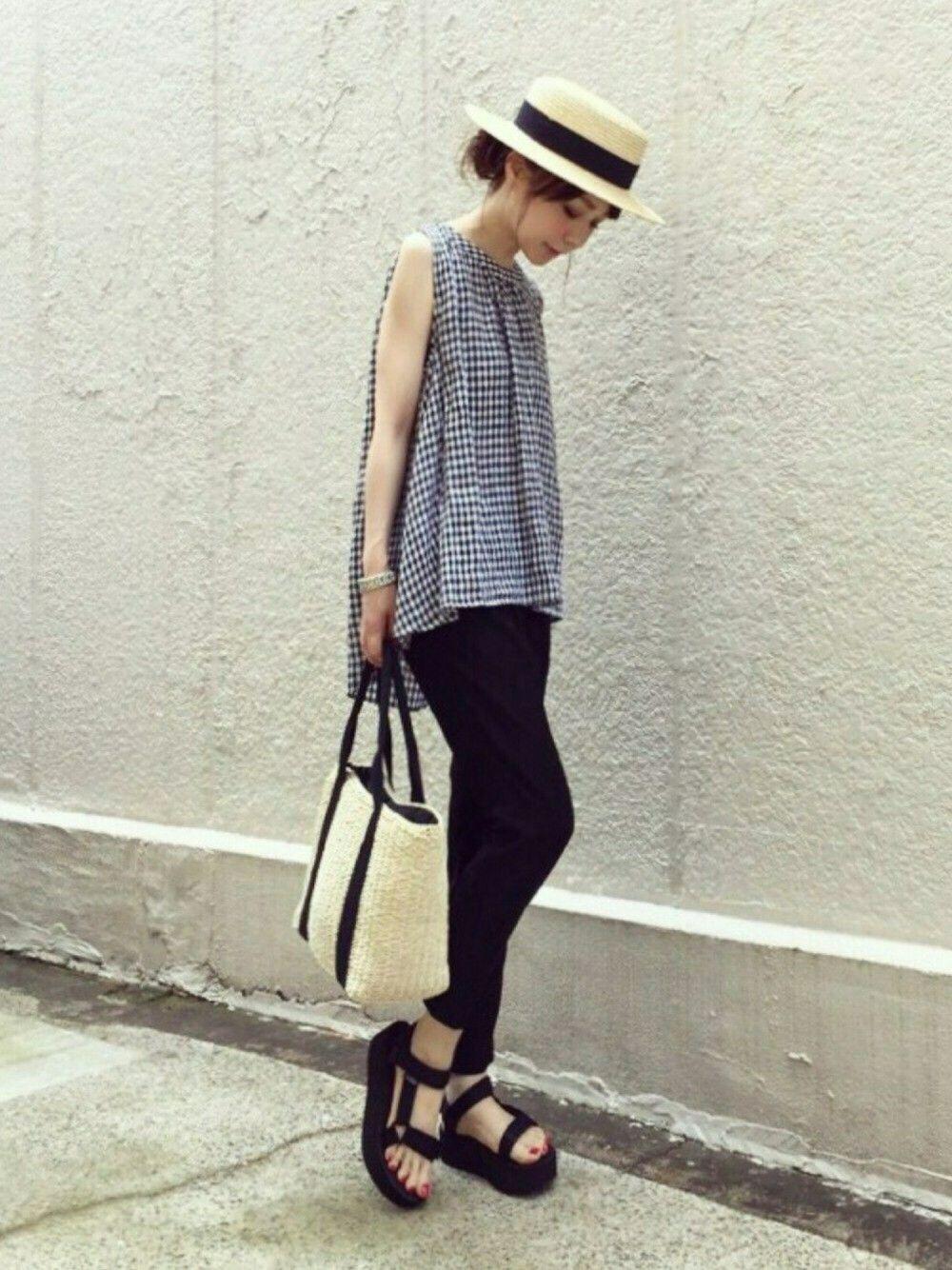 d338458099c61 ari☆さんのコーディネート カジュアルファッション, ファッションコーデのアイデア, カジュアルウェア,