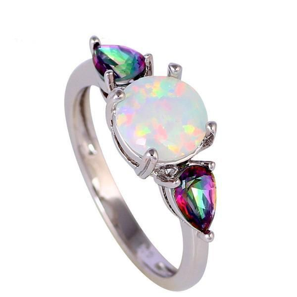 Fire Opal Engagement Ring Meaning