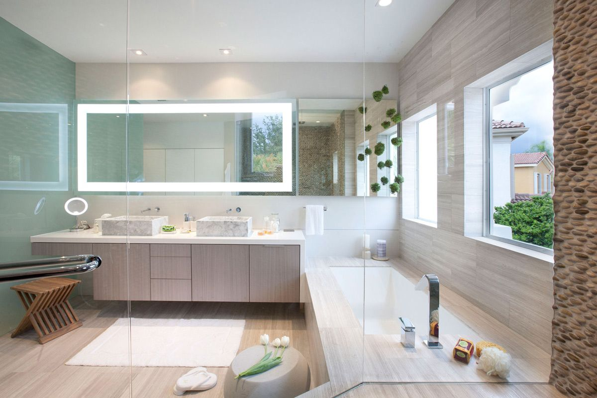 Bathroom Miami Interior Designers