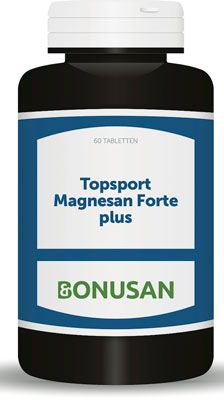 Bonusan Topsport Magnesan F Plus1264 Tabletten  Topsport magnesan forte plus  EUR 30.00  Meer informatie