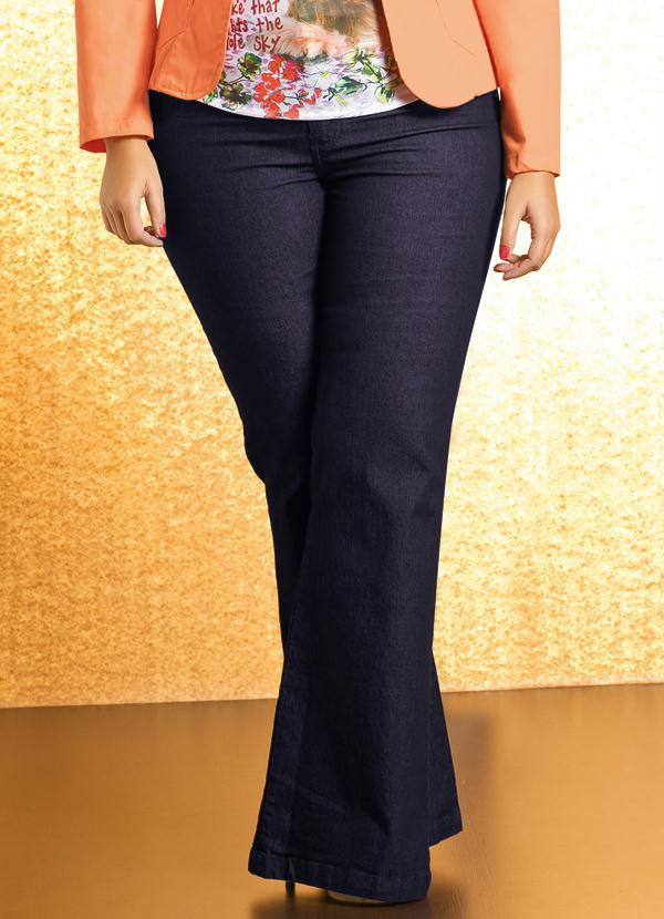 57bd6e20c Calça Flare Plus Size Jeans | gordinha pode! | Lojas de roupas plus ...