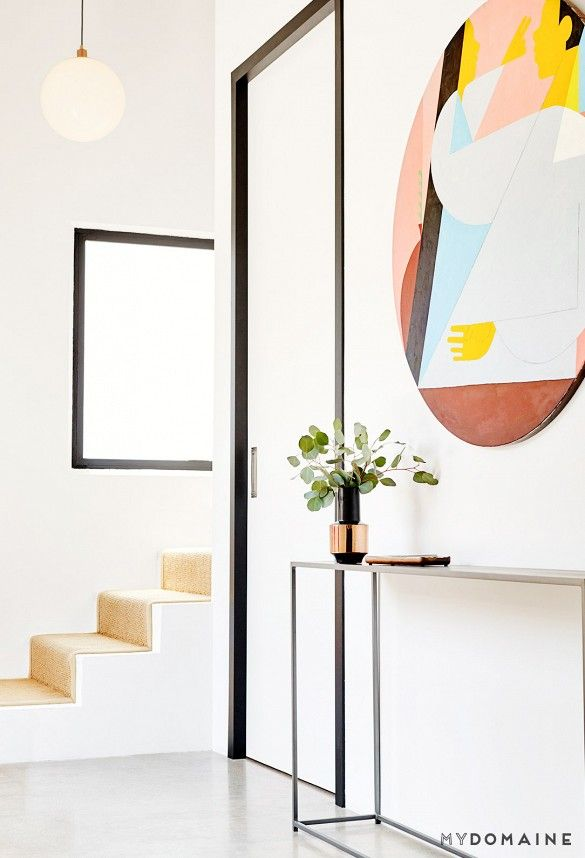 tour stylish office los. Interesting Tour Tour The Office Of A Hip Los Angeles Company Via Mydomaine Intended Stylish