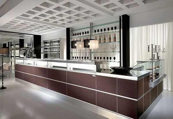 Modern Home Design Furniture Modern Restaurant Restaurant Furniture And Contemporary  Bar On Pinterest ...