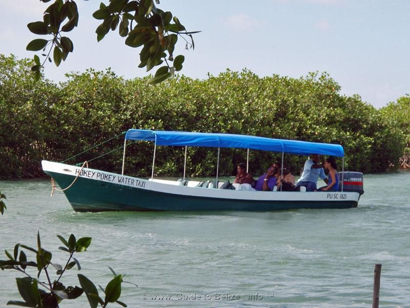 Puerto barrios to belize