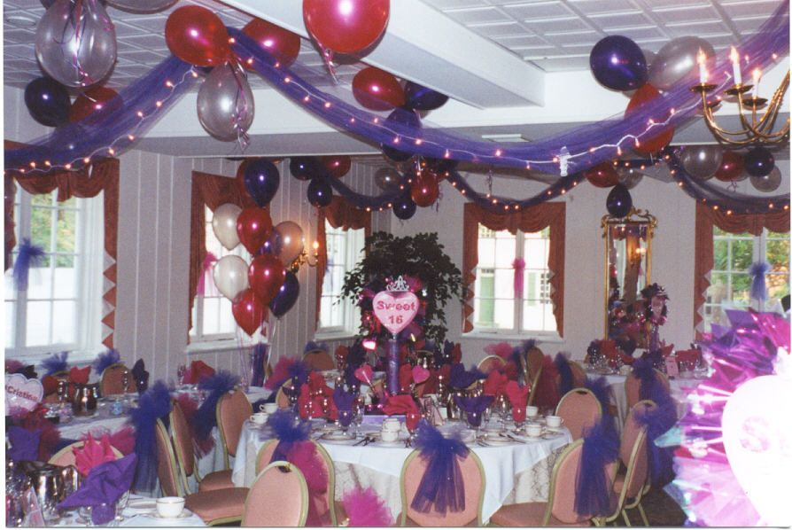 sweet 16 birthday party ideas girls for at home bing images