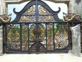 motif gerbang klasik terbaru | klasik, pintu gerbang, ide