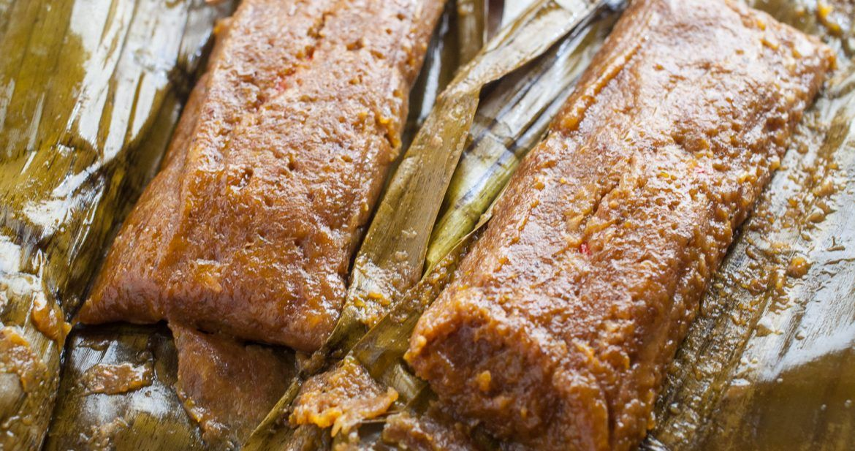 Pasteles de masa con cerdo puerto rican taro root plantain pork pasteles de masa con cerdo puerto rican taro root plantain pork pockets recipe puerto ricans pork and dishes forumfinder Choice Image