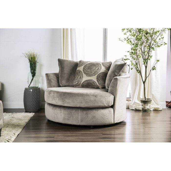 42++ Grey living room set with swivel chair ideas