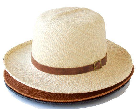 30395a6522743 Straw Hat Men s Hat Spring Fashion Sun Hat Spring Accessories Safari Hat  Summer Hat Panama Hat Optim